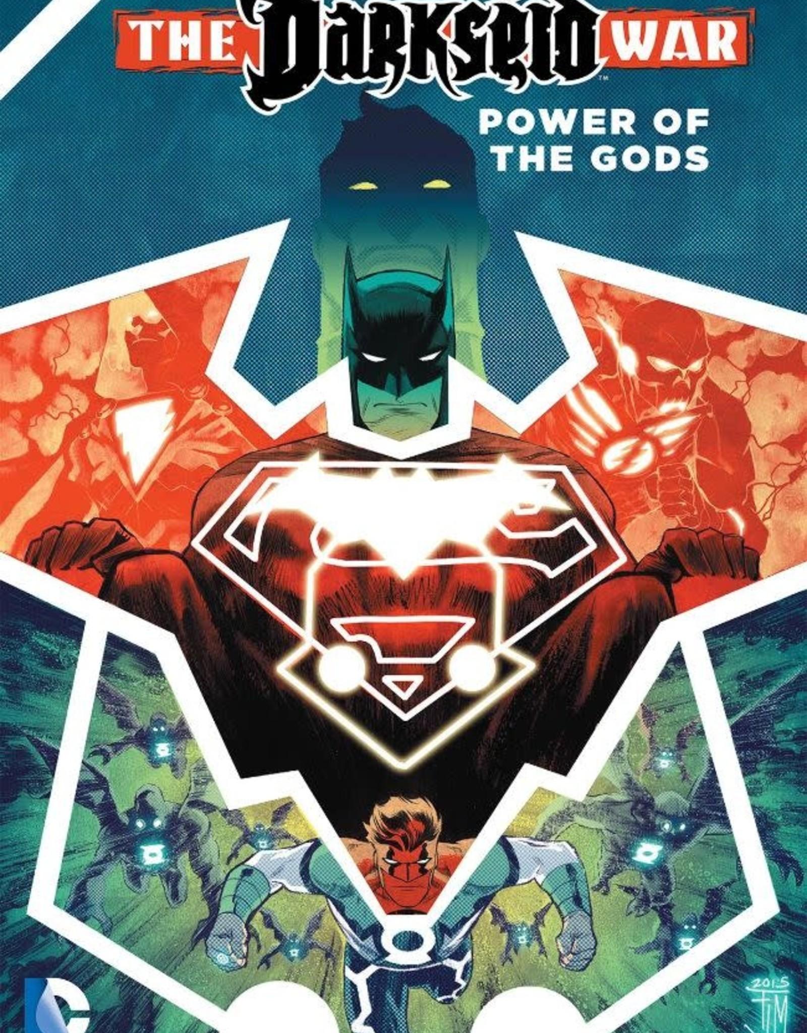 DC Comics Justice League Darkseid War Power of the Gods