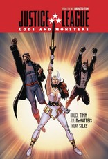 DC Comics Justice League Gods and Monsters