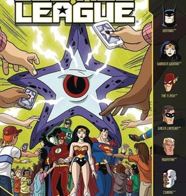 Stone Arch Books Justice League Starro and the Cyberspore