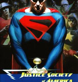 DC Comics Justice Society of America Thy Kingdom Come Vol 01
