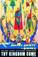 DC Comics Justice Society of America Thy Kingdom Come Vol 03