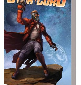 Marvel Comics Legendary Star-Lord Vol 01