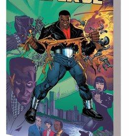 Marvel Comics Luke Cage Second Chances Vol 01