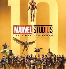 Titan Comics Marvel Studios First 10 Years HC 2nd Ed