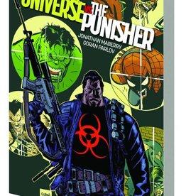 Marvel Comics Marvel Universe vs The Punisher TP