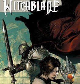 Image Comics Medieval Spawn Witchblade TP Vol 01