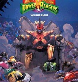 Marvel Comics Mighty Morphin Power Rangers Vol 08