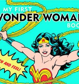 Downtown Bookworks My First Wonder Woman Board Book YR GN