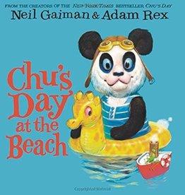 Harper Collins Publishers Neil Gaiman Chus Day At Beach Board Book