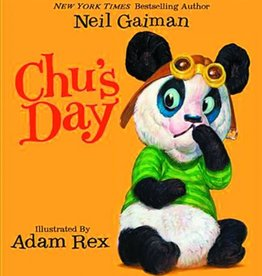 Harper Collins Publishers Neil Gaiman Chus Day Board Book