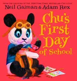 Harper Collins Publishers Neil Gaiman Chus First Day Board Book