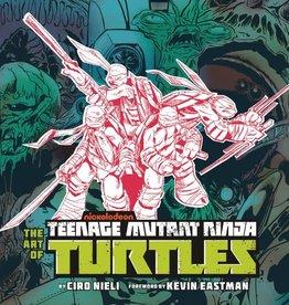 Dark Horse Comics Nickelodeon: The Art of Teenage Mutant Ninja Turtles HC