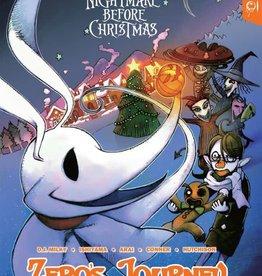 Tokyopop Disney Manga NIghtmare Before Christmas Zero's Journey Vol 02 GN
