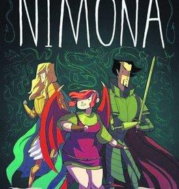 Harper Collins Publishers Nimona