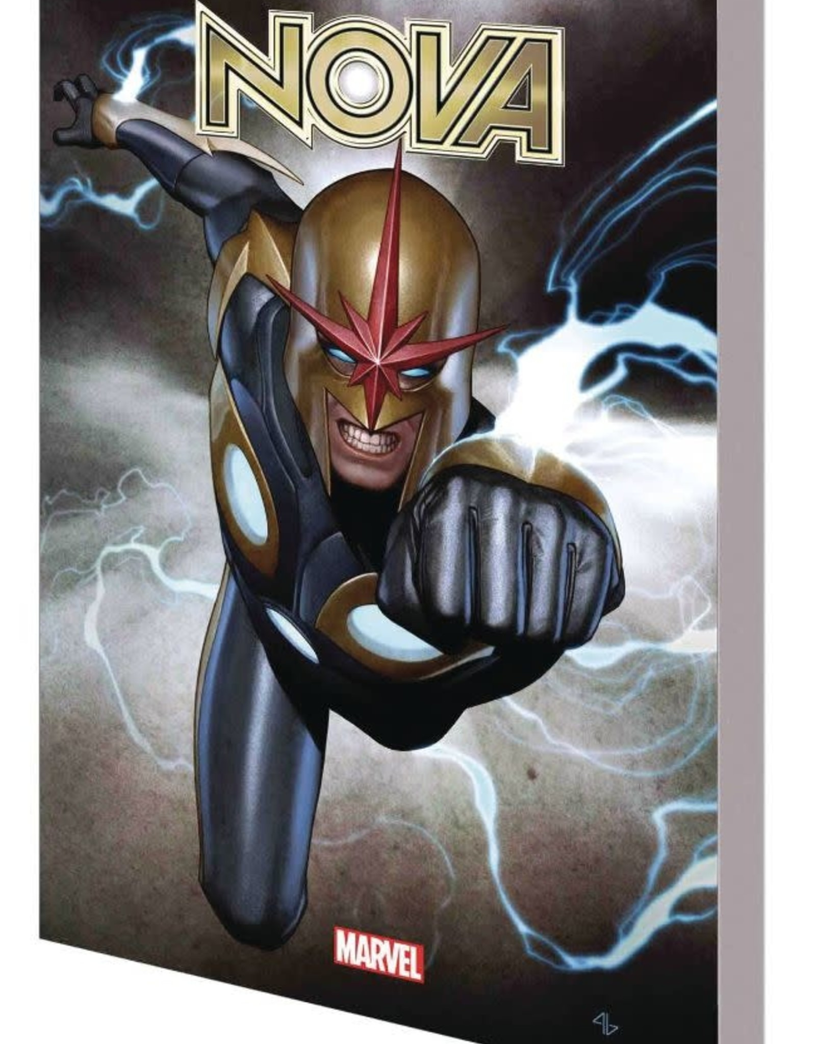 Marvel Comics Nova by Abnett & Lanning Complete Collection Vol 01