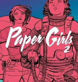 Image Comics Paper Girls Vol 02