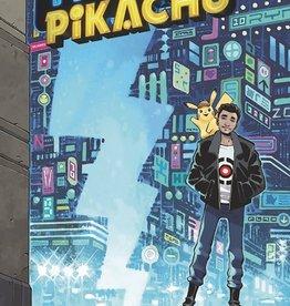 Legendary Comics Pokemon Detective Pikachu
