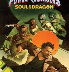 Boom! Studios Power Rangers Soul of the Dragon