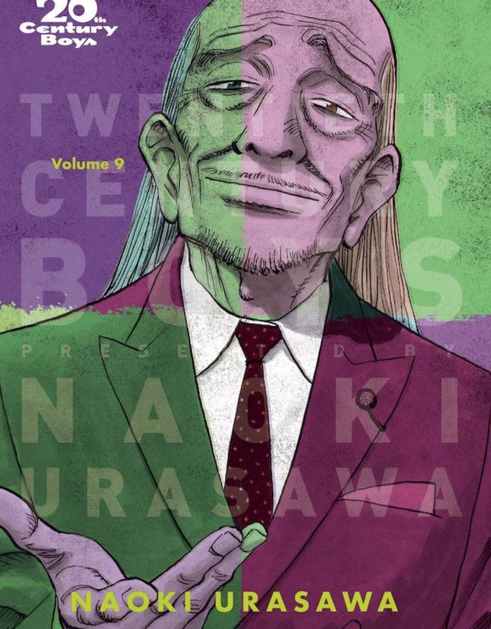 Viz Media 20th Century Boys TP Vol 09 Perfect Ed Urasawa
