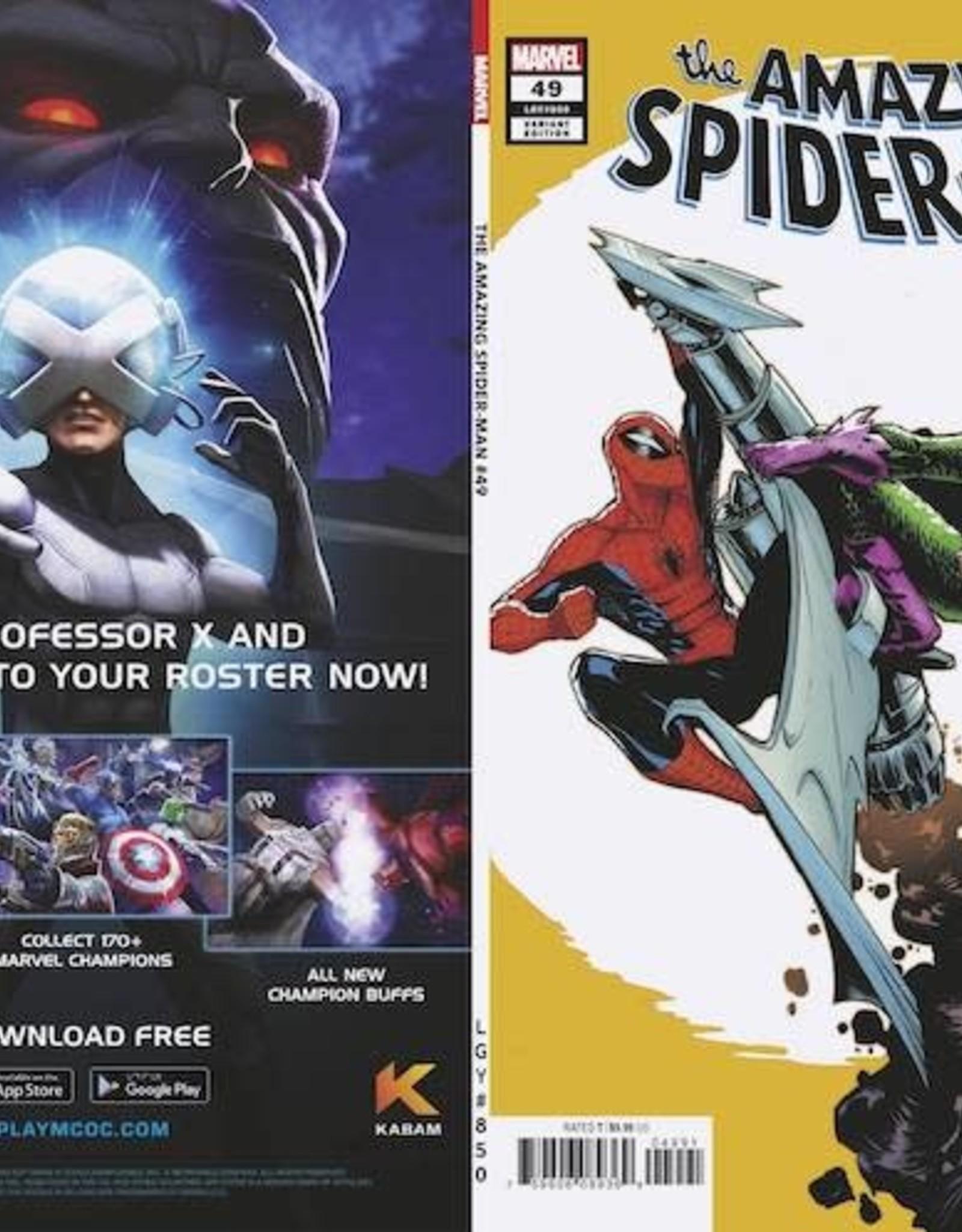 Marvel Comics Amazing Spider-Man #49 Gleason Var