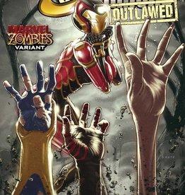 Marvel Comics Champions #1 Andrews Marvel Zombies Var