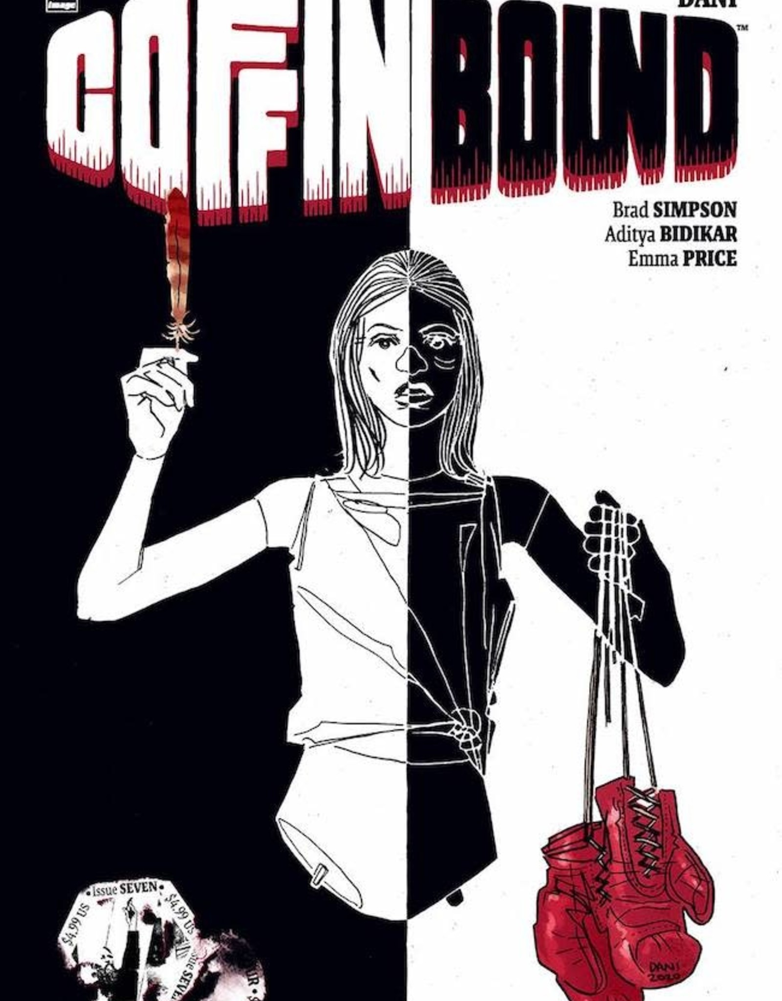 Image Comics Coffin Bound #7