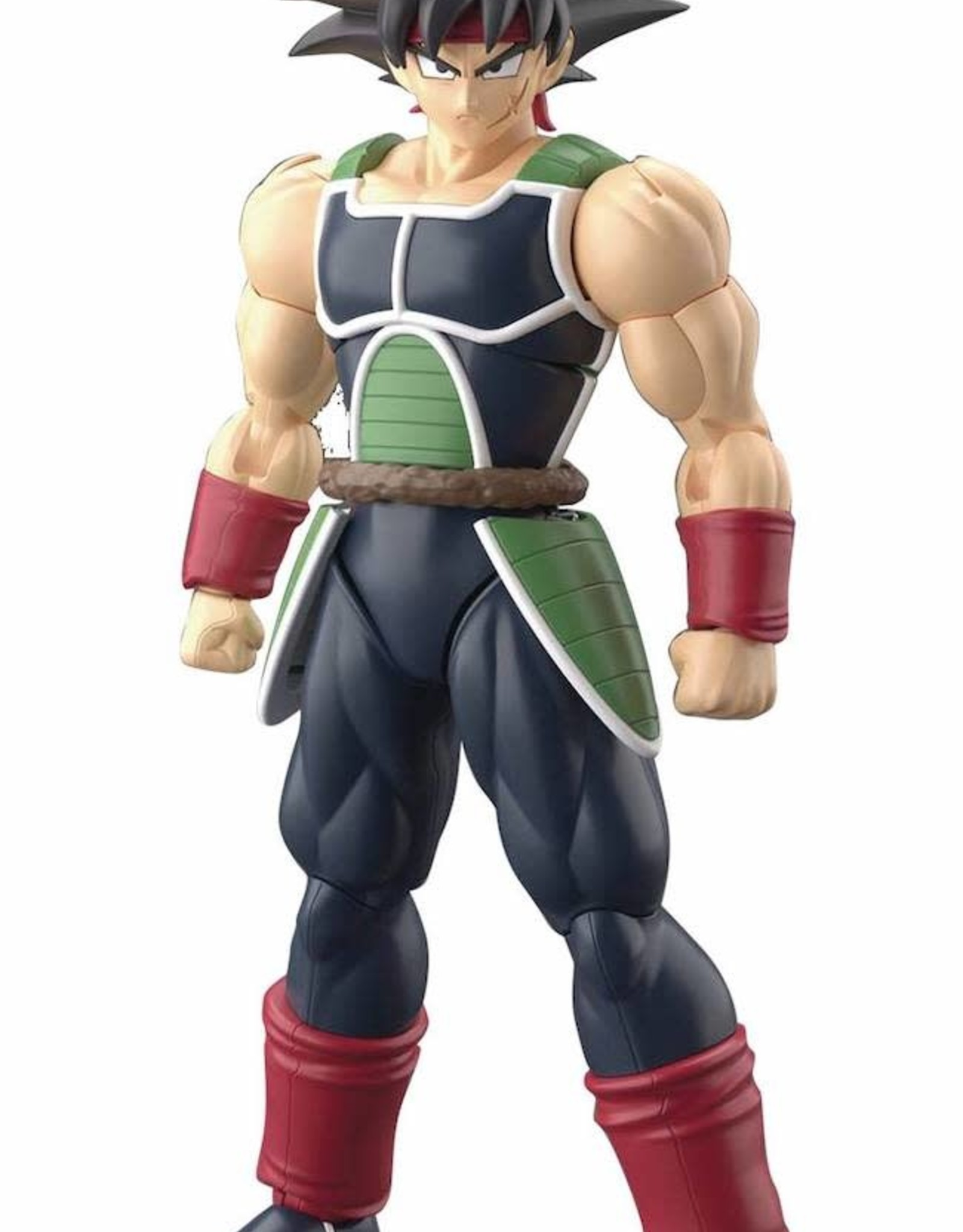 Bandai Dragon Ball Z Bardock Fig-rise Std Mdl Kit