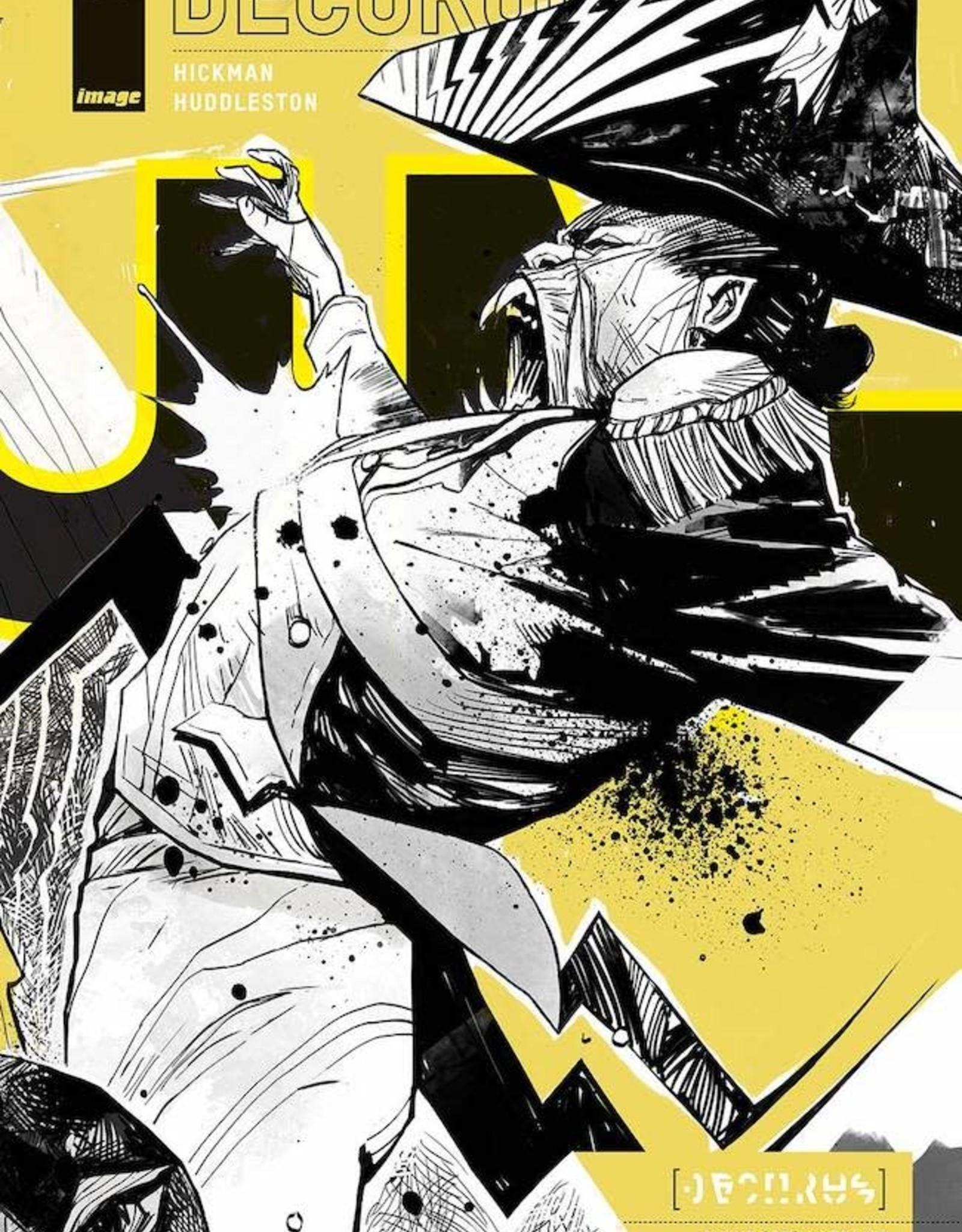 Image Comics Decorum #5 Cvr A Huddleston