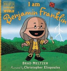 Dial Books I Am Benjamin Franklin YR GN