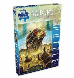 Renegade Game Studio Raiders Of The North Sea 1000 Pc Puzzle