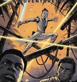 IDW Publishing Star Wars Adventures (2020) #1 Cvr A Francavilla