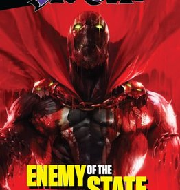 Image Comics Spawn Enemy Of The State TP