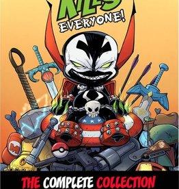 Image Comics Spawn Kills Everyone Comp Coll TP Vol 01