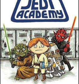 Scholastic Star Wars Jedi Academy Yr SC Vol 01