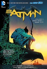 DC Comics Batman (N52) Vol 05: Zero Year Dark City TP