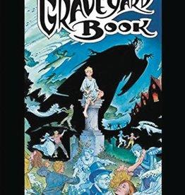 Harper Collins Publishers Neil Gaiman Graveyard Book Comp HC GN