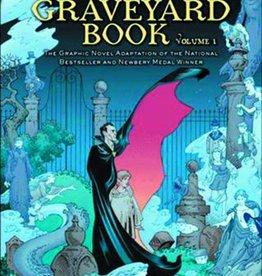 Harper Collins Publishers Neil Gaiman Graveyard Book HC Gn Vol 01