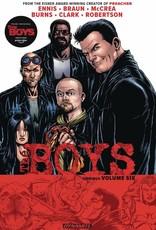 Dynamite Boys Omnibus Vol 06 TP