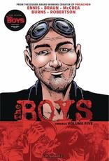 Dynamite Boys Omnibus TP Vol 05