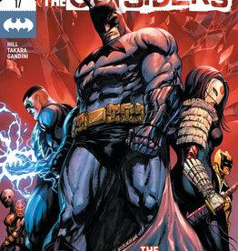 DC Comics Batman And The Outsiders #17 Cvr A Tyler Kirkham