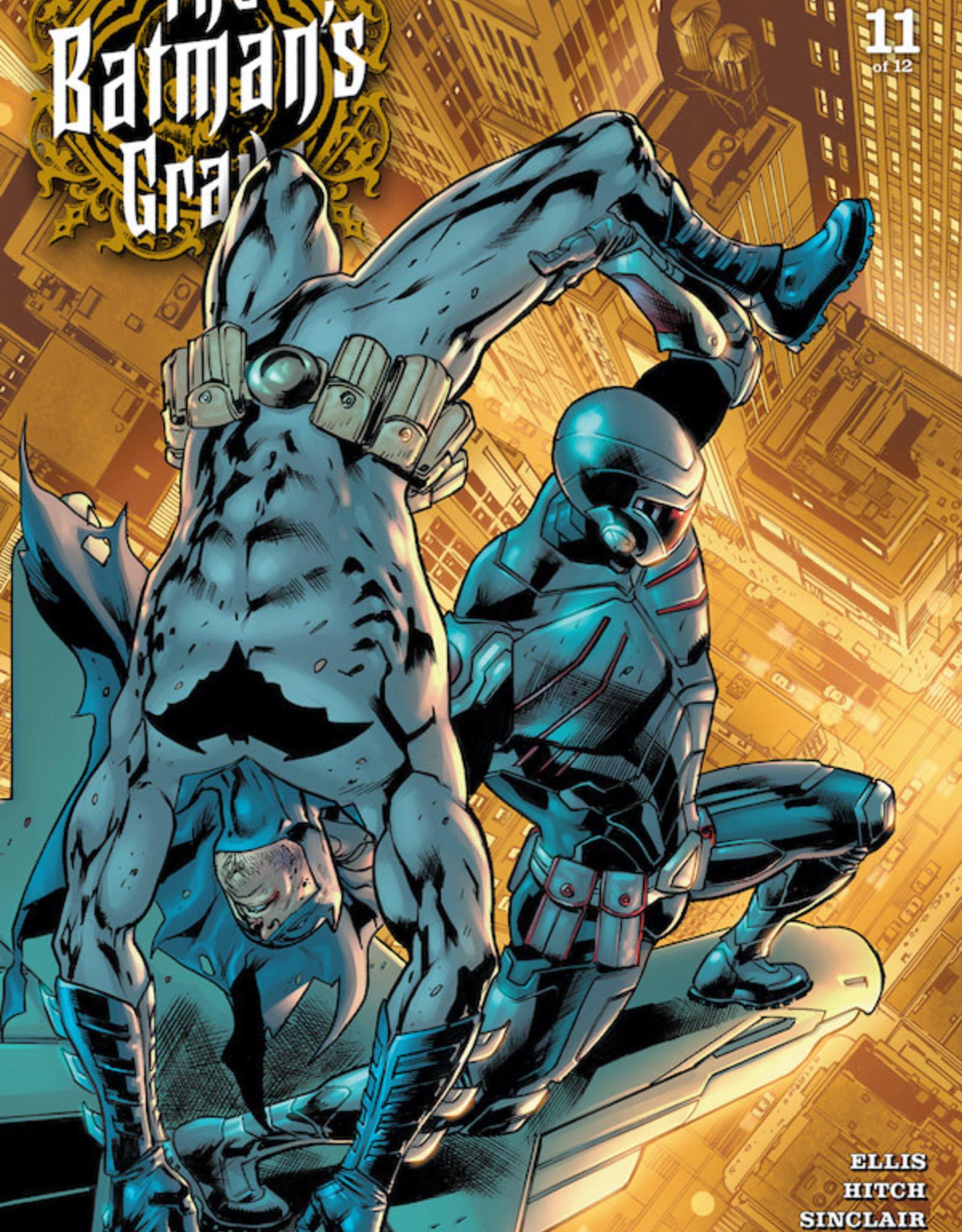 DC Comics Batmans Grave #11 Cvr A Bryan Hitch