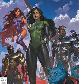 DC Comics Justice League Odyssey #25 Cvr B Skan Var