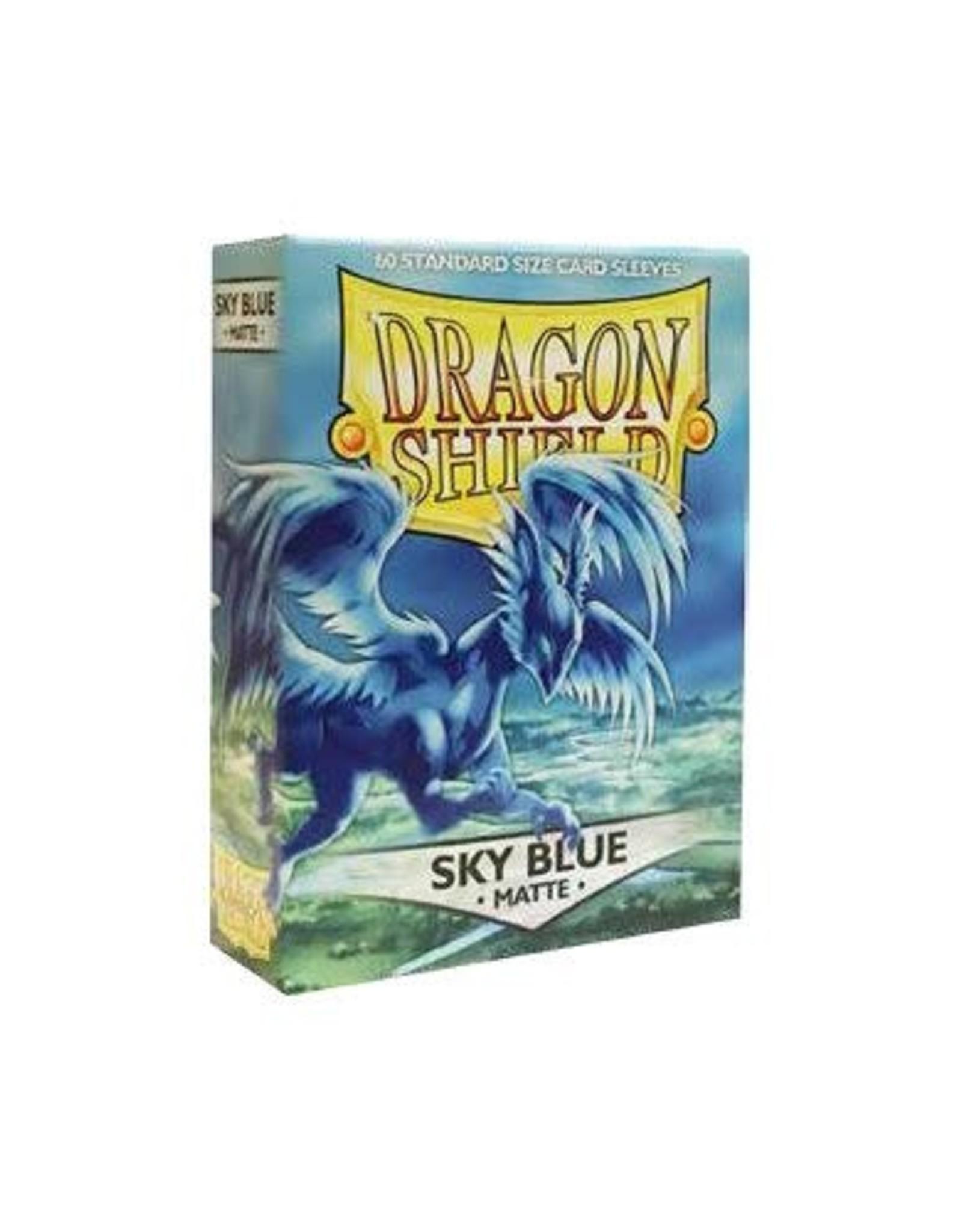 Arcane Tinmen Dragon Shield (60) Matte Sky Blue