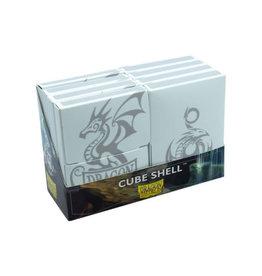Arcane Tinmen Dragon Shield: Cube Shell: White