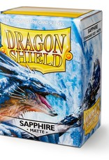 Arcane Tinmen Dragon Shield (100) Matte Sapphire