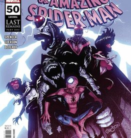 Marvel Comics Amazing Spider-Man #50 Last