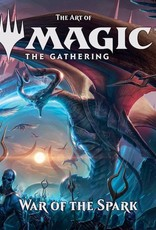 Viz Media Art Of Magic The Gathering HC War Of The Spark
