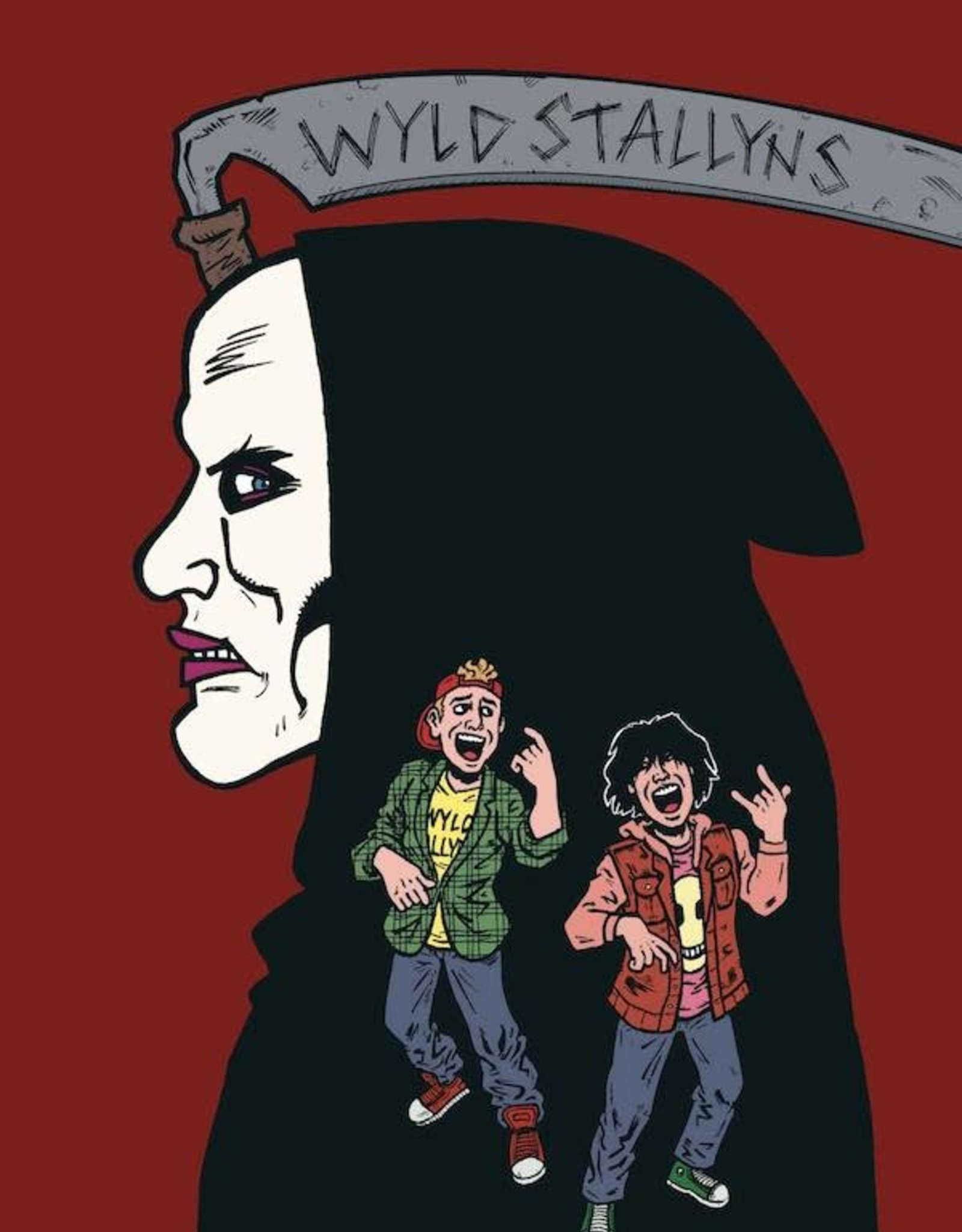 Dark Horse Comics Bill & Ted Are Doomed #2 Cvr A Dorkin