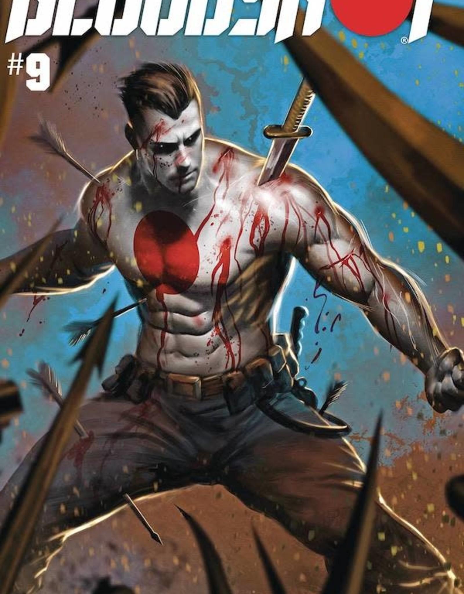 Valiant Entertainment Bloodshot (2019) #9 Cvr A Kirkham