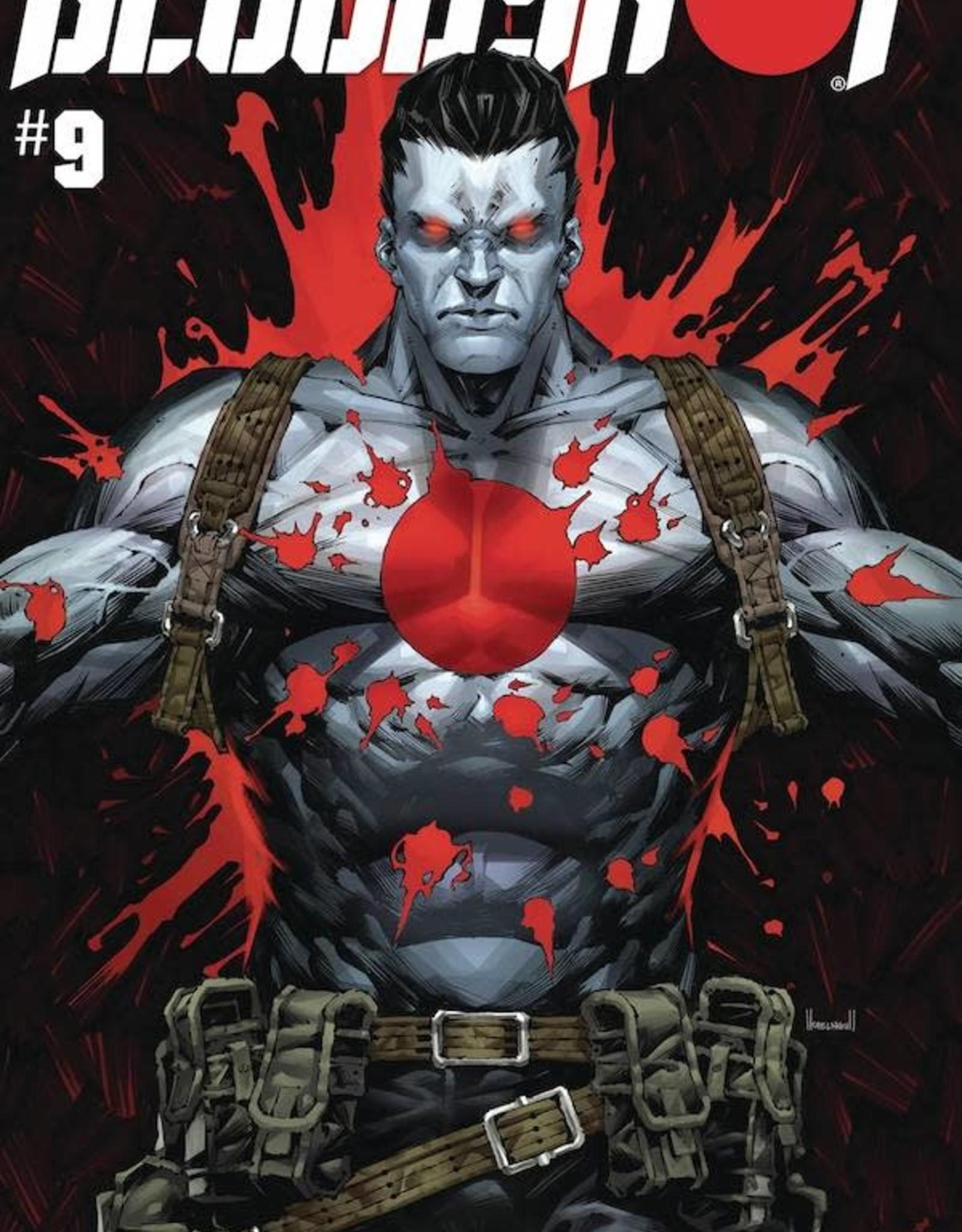 Valiant Entertainment Bloodshot (2019) #9 Cvr B Ngu